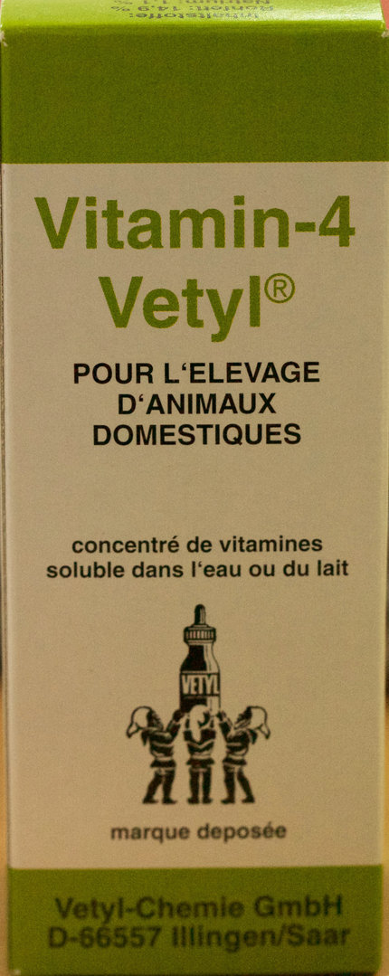 Vitamin-4 Vetyl / 30ml