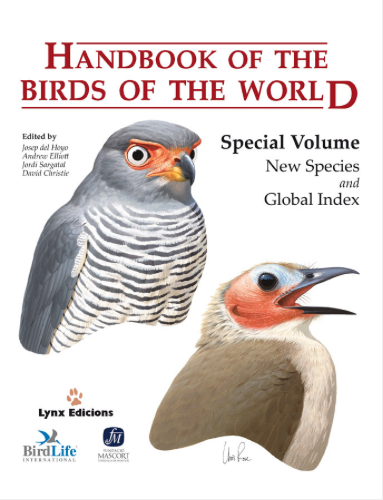 Handbook of the birds of the world Special Volume / Envoi offert